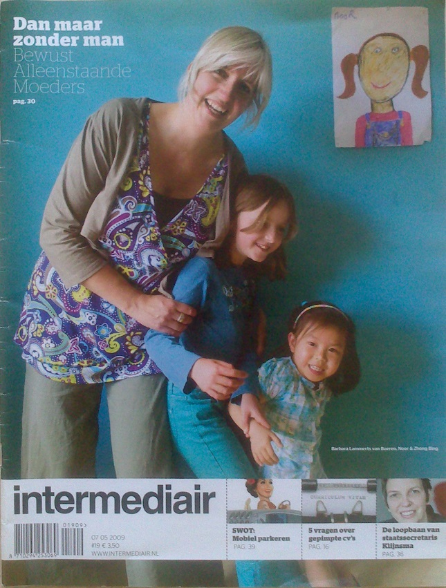 Cover intermediair 2009